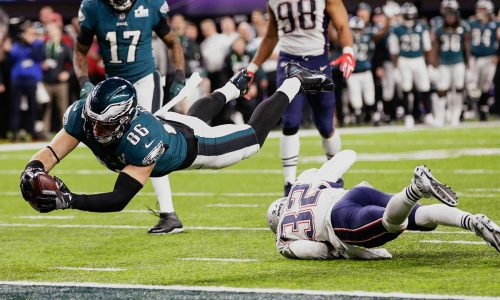 NFL – A Philadelphia Eagles nyerte a Super Bowlt